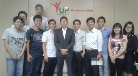 """Hình Ảnh Học Viên Lớp """"YUP! Law for Start - up"""" Khóa ngày 16/3/2014"""