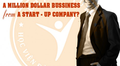 [YUP! REVIEW EVENT]: HOW TO BUILD A MILLION COMPANY FROM A STARTUP COMPANY?