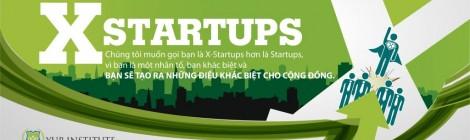 Nội dung chương trình học X-StartUp 2015