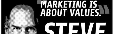 7 Bài học email marketing từ Steve Jobs