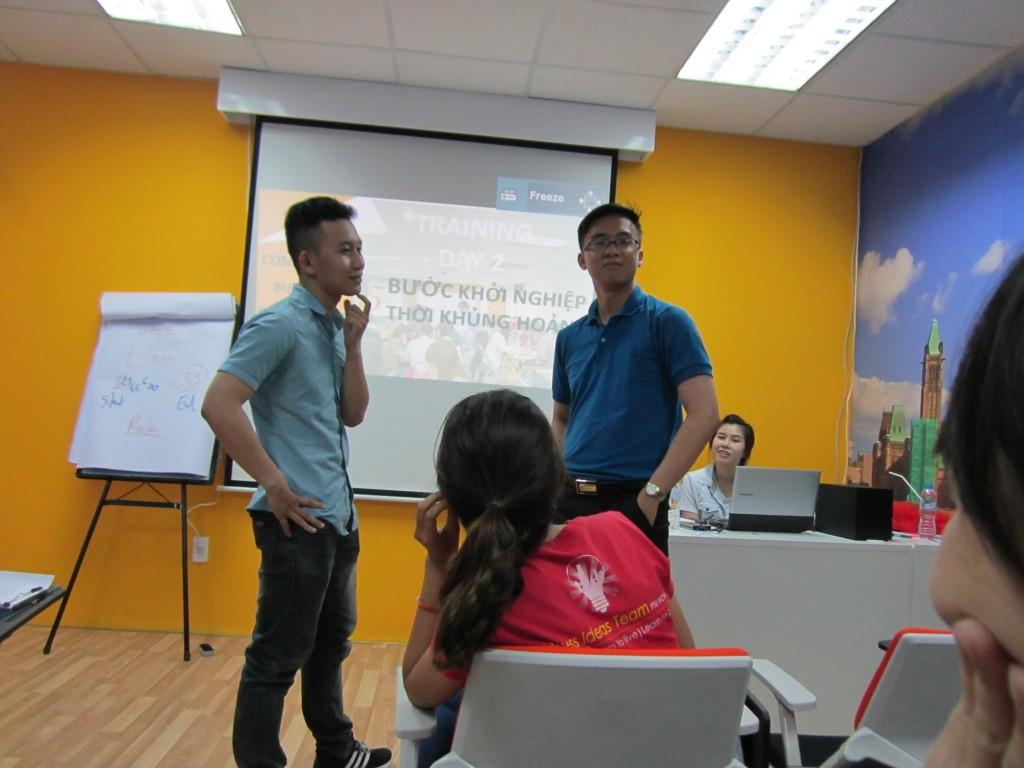 YUP _ Cuộc thi Tìm kiếm Ý tưởng Kinh doanh vì cộng đồng CBC 2015 (2)