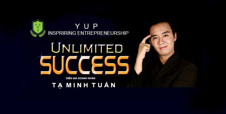 UNLIMITED SUCCESS - Thành Công Không Giới Hạn