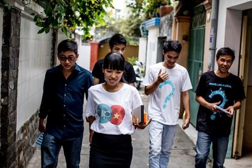 Hà Lâm triip me startup du lịch