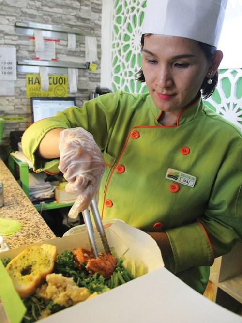 Khởi nghiệp thực phẩm sạch
