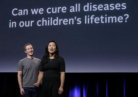 Mark Zuckerberg chi 3 tỷ USD tìm thuốc giải mọi loại bệnh trên đời