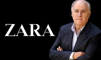 Triết lý sống tuyệt vời của ông chủ Zara
