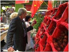 Đưa hàng Việt vào hệ thống bán lẻ Nhật Bản