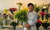 Thu nhập cao từ bán hoa tươi