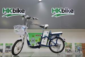 Câu chuyện khởi nghiệp độc đáo của HKBike