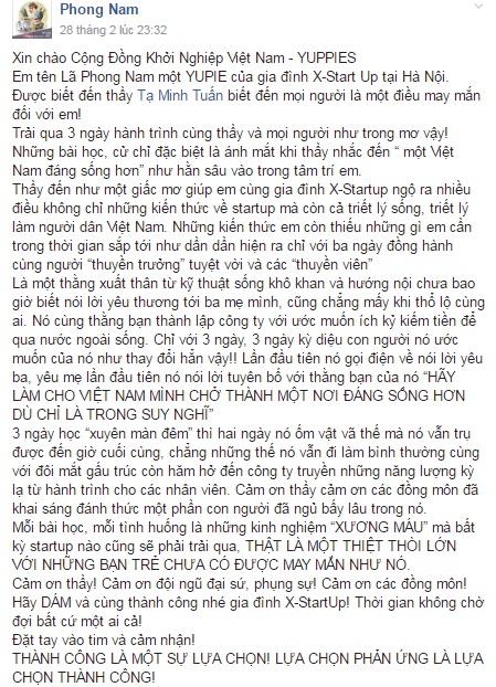 LA PHONG NAM