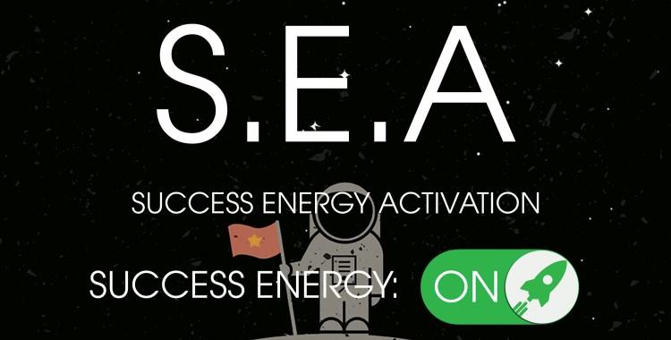 SUCCESS ENERGY ACTIVATION - KÍCH HOẠT NĂNG LƯỢNG THÀNH CÔNG