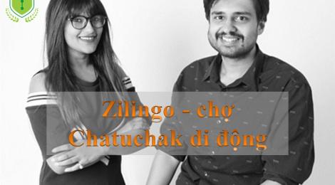 Zilingo - chợ Chatuchak di động