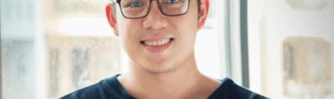 Chàng trai bị cà lăm thành nhà sáng lập Startup