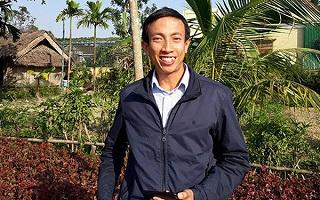Nguyễn Quốc Phong, người mang Internet Vạn vật cho nông dân