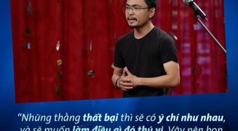Shark Tank Việt Nam và loạt câu nói truyền cảm hứng cho bạn trẻ đang muốn khởi nghiệp
