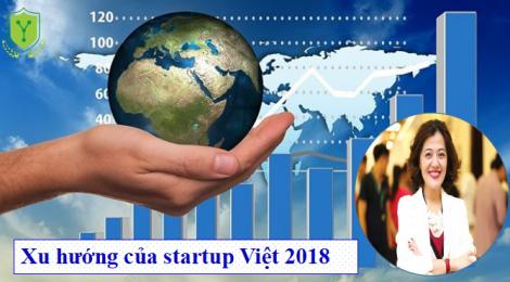 Xu hướng của startup Việt 2018