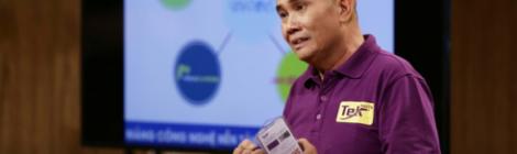 Câu chuyện mất cả vợ lẫn công ty vào tay nhà đầu tư người Hoa của ông chủ Startup Kềm Viba khiến Shark Vương quên cả luật chơi