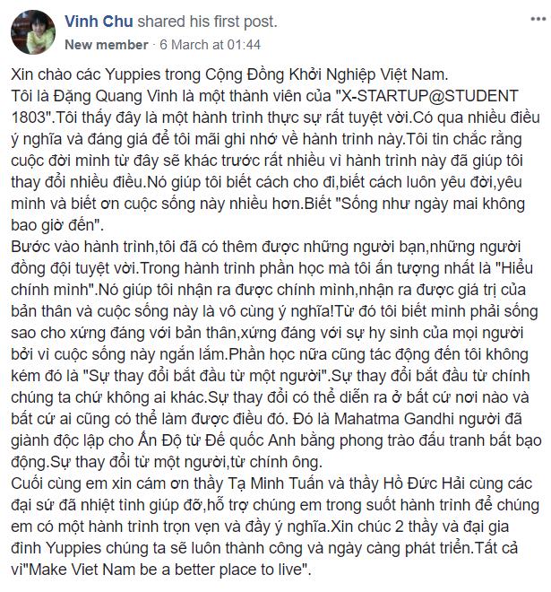 Vinh Chu