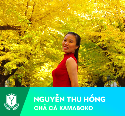 Nguyễn Thu Hồng - Chả cá Kamaboko