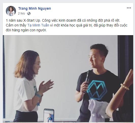 Nguyễn Minh Trang - CEO Viện Đào Tạo NLP