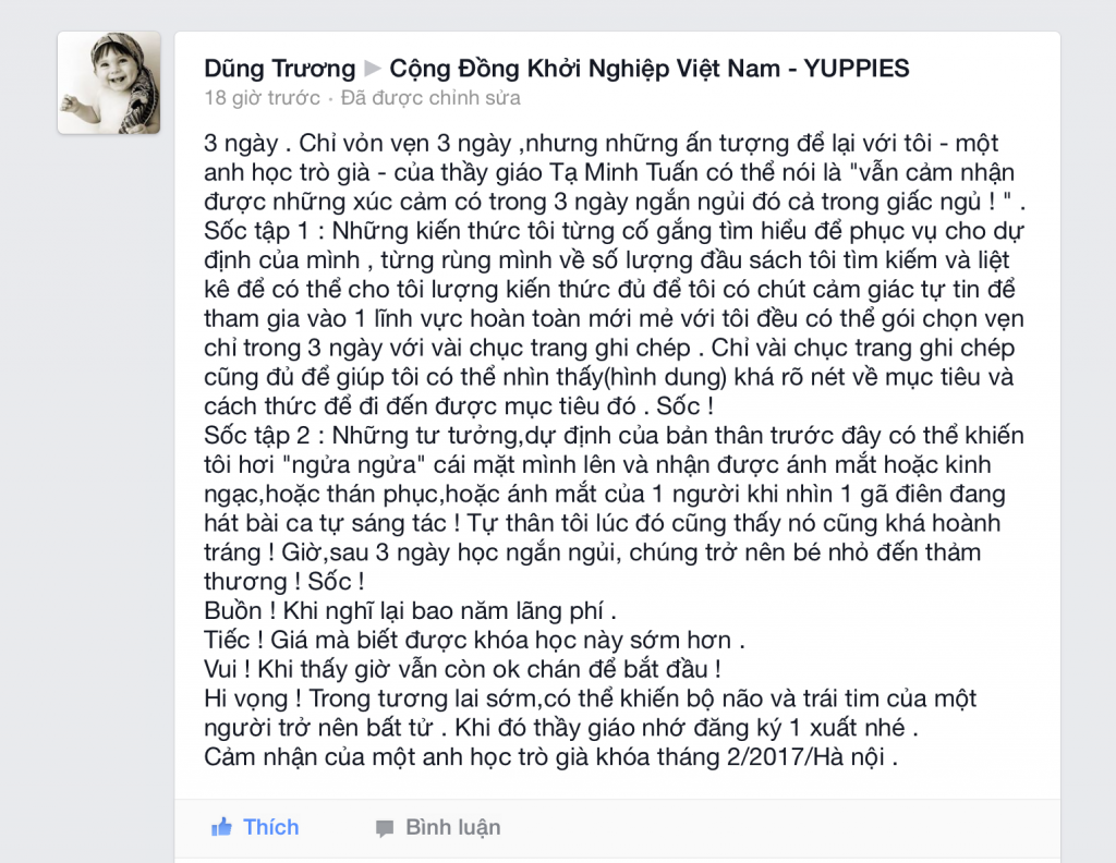 TRUONG ANH DUNG