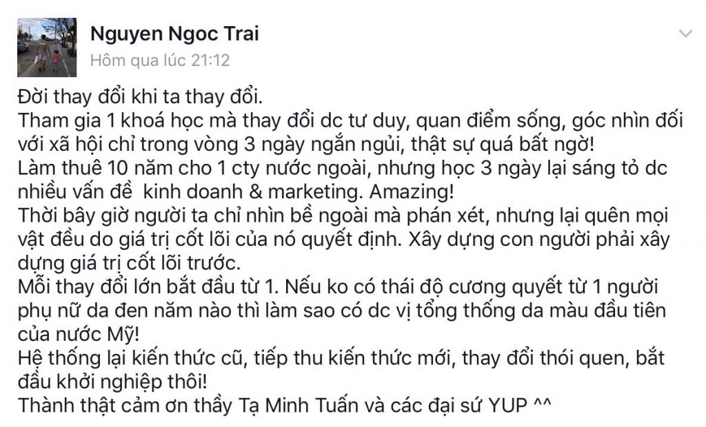 NGOC TRAI