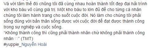 Nguyễn Hoài (tiếp theo)